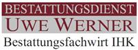 Logo von Bestattungsdienst Uwe Werner
