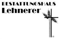 Logo von Bestattungshaus Lehnerer